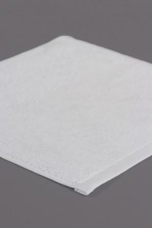 Toalla cosmética 40x40 cm, 100% algodón, 520 gr/m2